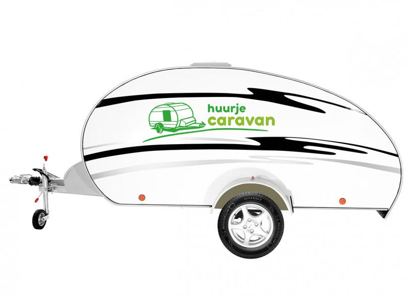 Gobanna 1500 Brake Caravan Huren - Huur je Caravan